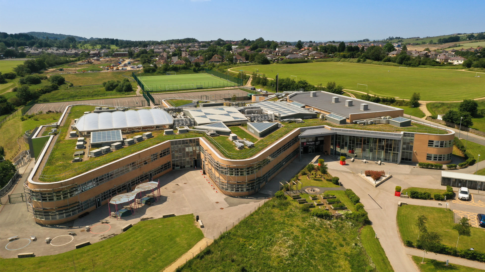 Pleckgate High School Rated Outstanding by Ofsted